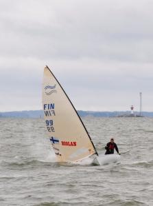 Jesse Kylänpää Airisto regatta 2016