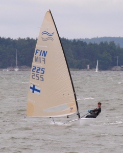 Mikael Hyryläinen Airisto regatta 2016