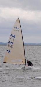 Ronnie Roos Airisto regatta 2016