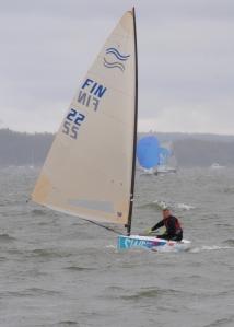 Ville Valtonen Airisto regatta 2016
