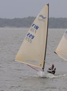 Ville Aalto-Setälä Airisto regatta 2016